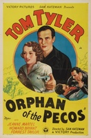 Orphan of the Pecos movie poster (1937) picture MOV_1d95d284