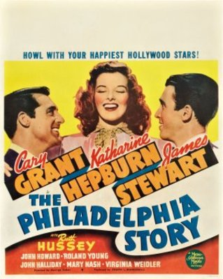 The Philadelphia Story movie poster (1940) poster MOV_1d99ccb7