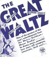 The Great Waltz movie poster (1938) picture MOV_1da2083a
