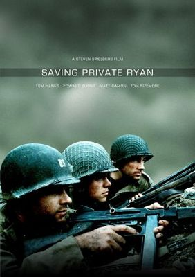 Saving Private Ryan movie poster (1998) poster MOV_1da348b0