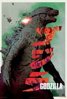Godzilla movie poster (2014) picture MOV_1da6cd94