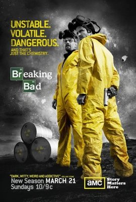 Breaking Bad movie poster (2008) poster MOV_1da71e2c