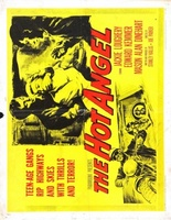 The Hot Angel movie poster (1958) picture MOV_1dae40fd