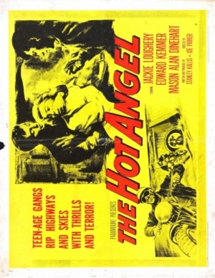 The Hot Angel movie poster (1958) poster MOV_1dae40fd