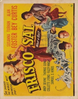 Frisco Sal movie poster (1945) poster MOV_1db45f30