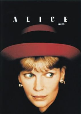 Alice movie poster (1990) poster MOV_1db904f7