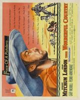 The Wonderful Country movie poster (1959) picture MOV_1dbcb54a