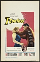 I Confess movie poster (1953) picture MOV_1dc43355