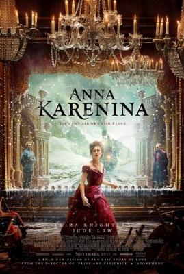 Anna Karenina movie poster (2012) poster MOV_1dc66ff8