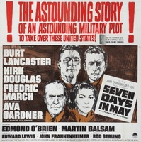 Seven Days in May movie poster (1964) picture MOV_1dc9af74