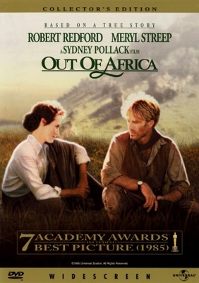 Out of Africa movie poster (1985) poster MOV_1dca5a14