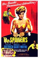 The Spoilers movie poster (1942) picture MOV_1dcb35c1