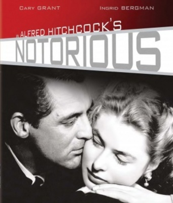 Notorious movie poster (1946) poster MOV_1dcda2b9