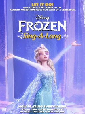 Frozen movie poster (2013) poster MOV_1dd091be