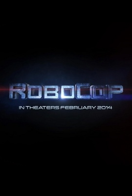 RoboCop movie poster (2014) poster MOV_1dd48abc