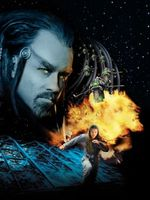 Battlefield Earth: A Saga of the Year 3000 movie poster (2000) picture MOV_1dd53d1b