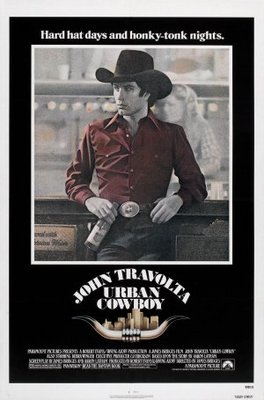 Urban Cowboy movie poster (1980) poster MOV_1dd7ea5c