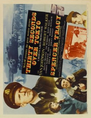 Thirty Seconds Over Tokyo movie poster (1944) poster MOV_1dd90c5a