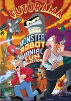 Futurama movie poster (1999) picture MOV_1dd9ea7d