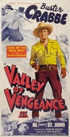 Valley of Vengeance movie poster (1944) picture MOV_1ddb3f4a