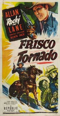 Frisco Tornado movie poster (1950) poster MOV_1ddc8cce