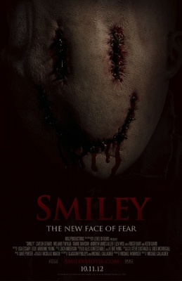 Smiley movie poster (2012) poster MOV_1ddcf01c
