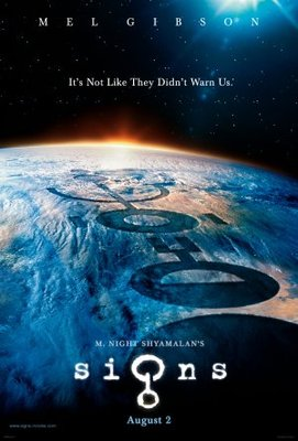 Signs movie poster (2002) poster MOV_1dde6eb1