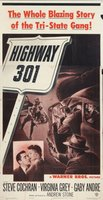 Highway 301 movie poster (1950) picture MOV_1de4554e