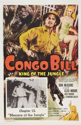 Congo Bill movie poster (1948) poster MOV_1dedf18f