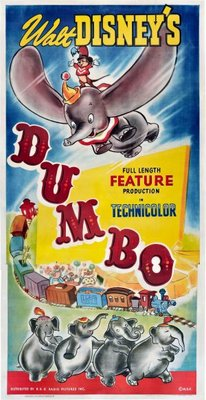 Dumbo movie poster (1941) poster MOV_1df4b1a8