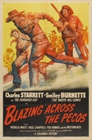 Blazing Across the Pecos movie poster (1948) picture MOV_1dfc3c3c