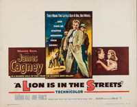 A Lion Is in the Streets movie poster (1953) picture MOV_1dvuf0jr