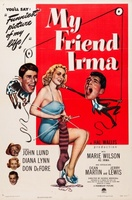 My Friend Irma movie poster (1949) picture MOV_1e02fc46