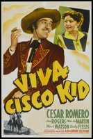 Viva Cisco Kid movie poster (1940) picture MOV_1e066beb
