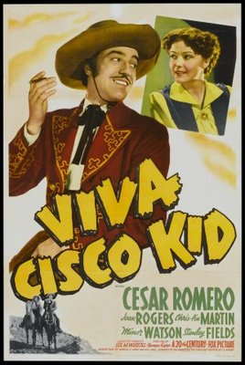 Viva Cisco Kid movie poster (1940) poster MOV_1e066beb