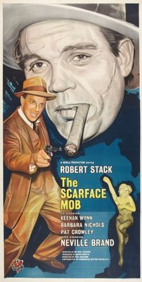 The Scarface Mob movie poster (1959) poster MOV_1e087e77