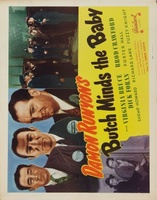 Butch Minds the Baby movie poster (1942) picture MOV_1e155fdd