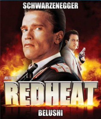 Red Heat movie poster (1988) poster MOV_1e195452