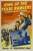 King of the Texas Rangers movie poster (1941) picture MOV_1e19b966