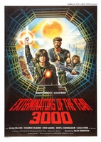 Exterminators of the Year 3000 movie poster (1983) picture MOV_1e1e4c1f