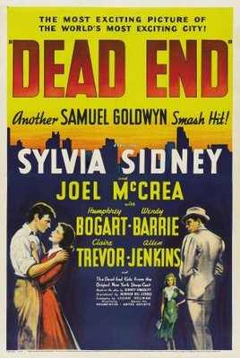 Dead End movie poster (1937) poster MOV_1e1f5872