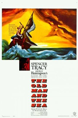 The Old Man and the Sea movie poster (1958) poster MOV_1e20cdf4