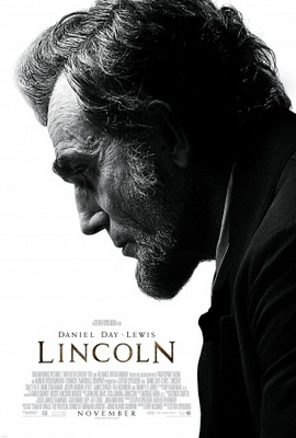 Lincoln movie poster (2012) poster MOV_1e24ee60