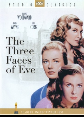 The Three Faces of Eve movie poster (1957) poster MOV_1e27d7c6
