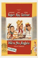We're No Angels movie poster (1955) picture MOV_26b56bf2