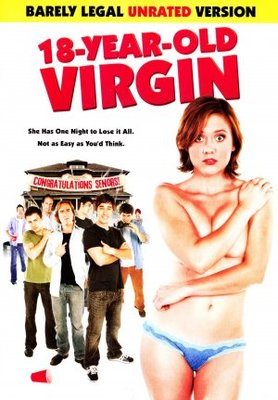 18 Year Old Virgin movie poster (2009) poster MOV_1e30d743