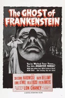 The Ghost of Frankenstein movie poster (1942) picture MOV_4397ef26