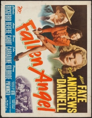Fallen Angel movie poster (1945) poster MOV_1e3f5baf
