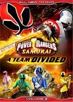 Power Rangers Samurai movie poster (2011) picture MOV_1e40147c