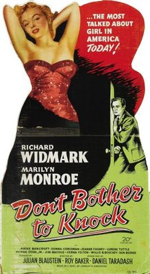 Don't Bother to Knock movie poster (1952) poster MOV_1e458ece